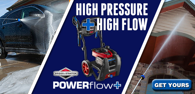 Briggs PowerFlow Pressure Washser
