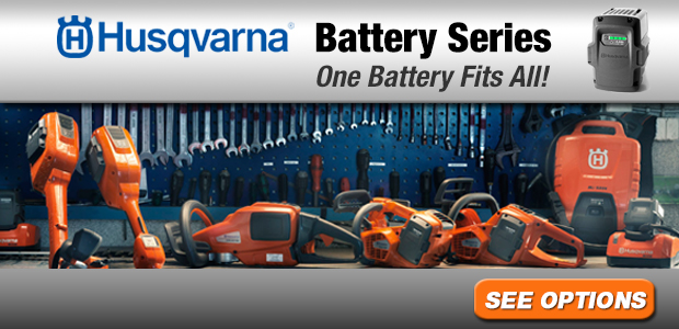 Husqvarna Battery Series
