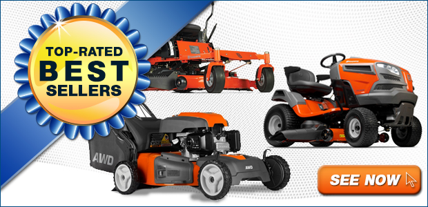 Top-Rated Best Selling Lawn Mowers