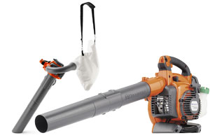 Vacuum Capable Leaf Blower
