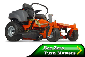 See Our Zero Turn Mowers by clicking here