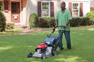 Honda HRR Series Mowers