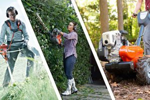Husqvarna Lawn Equipment