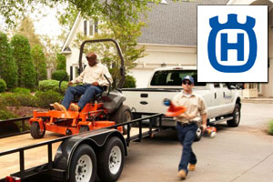 Husqvarna Mowers and Lawn Equipment