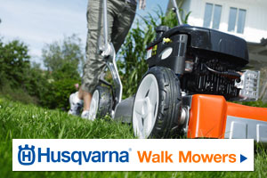 See Husqvarna Walk Behind Lawn Mowers by clicking here