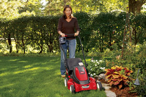 See Toro Electric Lawn Mowers by clicking here