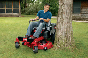See Toro Zero Turn Mowers by clicking here