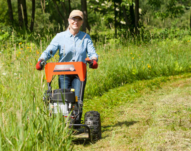 Pro 26 Brush Mower In Use 2 LG dr power pro 26 10 5 hp field and brush mower (manual start) dr field and brush mower wiring diagram at bakdesigns.co