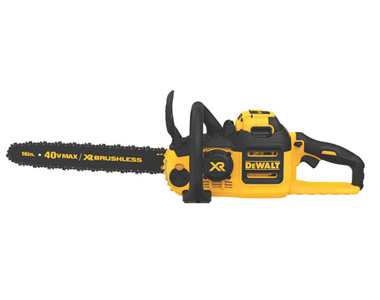 Dewalt 40v Dccs690h1 16 Quot Battery Powered Chainsaw 6 Ah