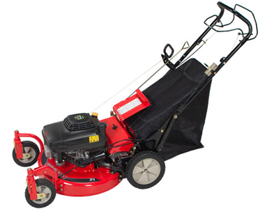 Gravely Classic Lm21sw 21 Inch 6 Hp Kawasaki Lawn Mower
