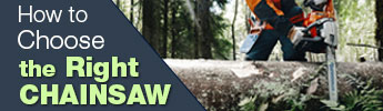 How to Choose the Right Chainsaw