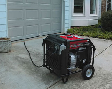 Honda EM5000iS 5000 Watt Portable Inverter Generator ...