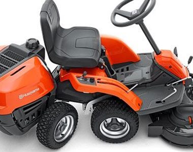husqvarna r322t 41 inch awd articulated riding mower w. Black Bedroom Furniture Sets. Home Design Ideas