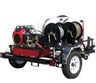 Trailer Pressure Washers