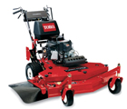 Toro Wide Area Walk Mowers